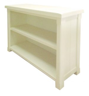 New England Low Bookcase