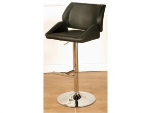 Pacific Stool Black