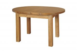 Salford Small D-End Extendable Table