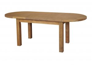 Salford Large D-End Extendable Table