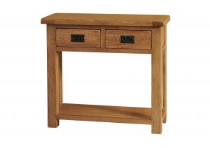 SRDT20 CONSOLE TABLE 2 DRAWER 01