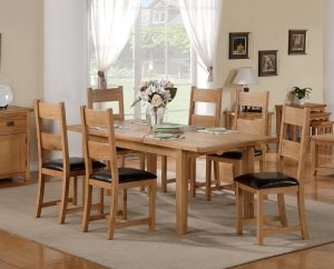 Stirling Fixed Dining Set