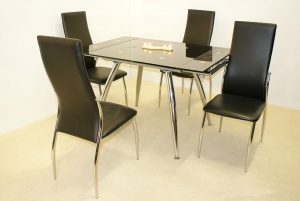 Magna Extending Dining Set