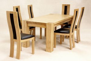 Zeus Rectangular Dining Set
