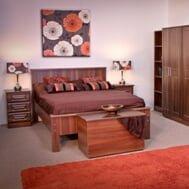 Bandon 4' Bedroom Set