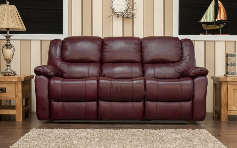 Harvey 3 Seater Fixed Sofa