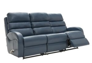 LA-Z-Boy Albany 3 Seater Manual Recliner