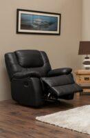 Armchair Black 4
