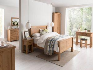 Breeze 5' Bedroom Set