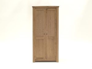 Breeze 2 Door Wardrobe