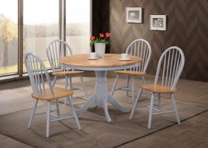 Cannes Dining Set - Grey