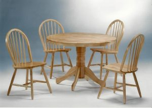 Cannes Dining Set - Oak