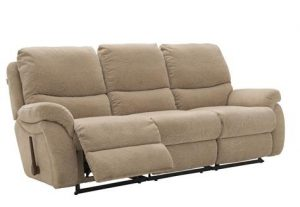 LA-Z-Boy Carlton 3 Seater Manual Recliner