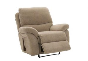 LA-Z-Boy Carlton Handle Rocker Recliner