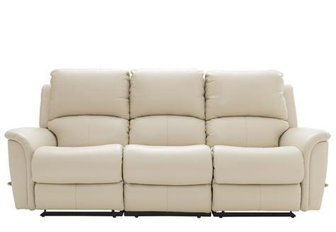 La Z Boy Kennedy 3 Seater Fixed Sofa