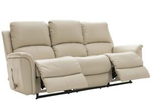 LA-Z-Boy Kennedy 3 Seater Manual Recliner