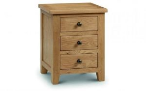 marlborough 3 drawer bedside 1