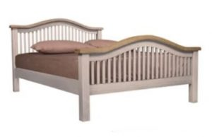 "Salou 4'6"" Curved Bed"