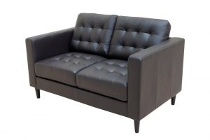 Ella 2 Seater Steel