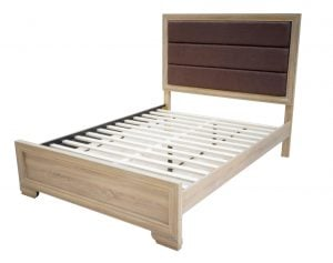 """Evora 4'6"""" Bed"""