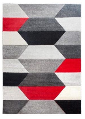 Hexa - Black/Red