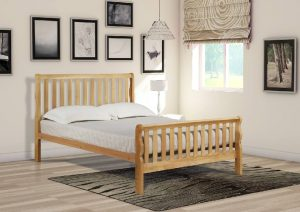 Leon beech double bed 4