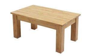 Lissa Two Tone Coffee Table
