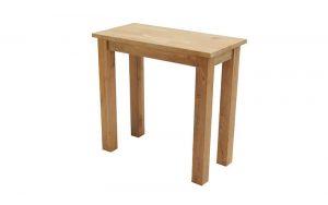 Lissa Oak Console Table