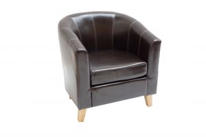 Madrid Brown Chair