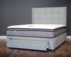 Sapphire Pillow Top 5' Mattress