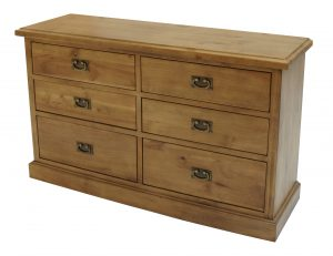 Queensland Dresser 6 Drawer