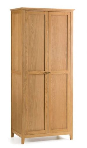 Salerno 2 Door Wardrobe