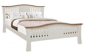 """Samara 4'6"""" Bed"""