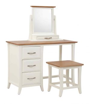 Samara Open Dressing Table Set