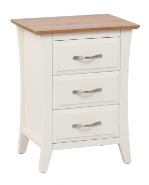 Samara Nightstand 3 Drawer
