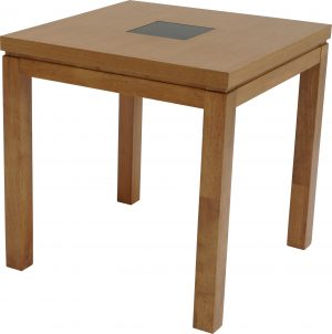 Sydney Oak 0.75M Square Table
