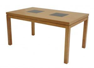 Sydney Oak 1.2M Rect Table