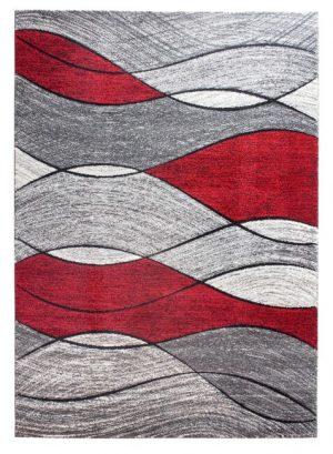 Waves - Black/Red