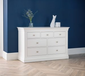 Clermont 4+3 Drawer Chest