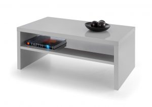 Metro Grey Hi Gloss Coffee Table