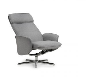 Aria Recliner and Stool