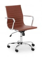 Gio Office Chair - Brown
