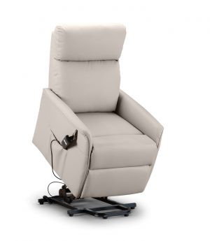 Helena Rise and Recline Chair - Pebble