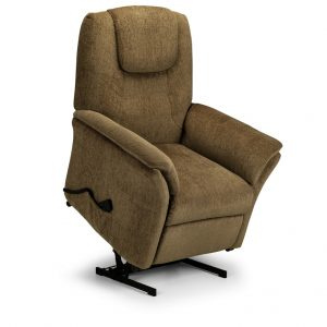 Riva Rise and Recline Chair - Cappuccino