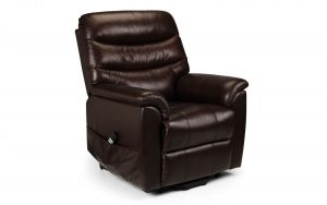 Pullman Leather Rise and Recline Chair