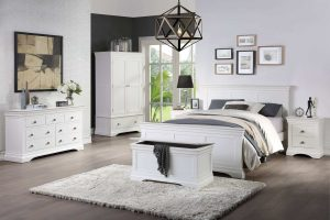 "Bella 4'6"" Bedroom Set"