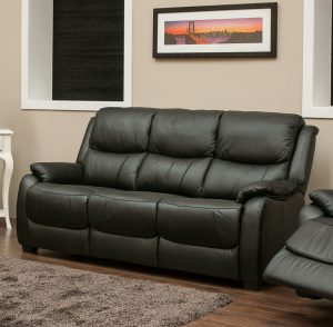 Parker 3 Seater Fixed Sofa