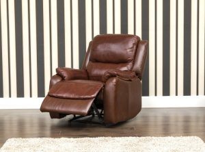 Parker Fixed Armchair