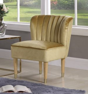 Bella Gold Chair