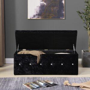 Black Blanket Box